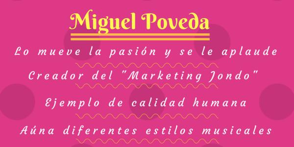 Flamencolica Miguel Poveda