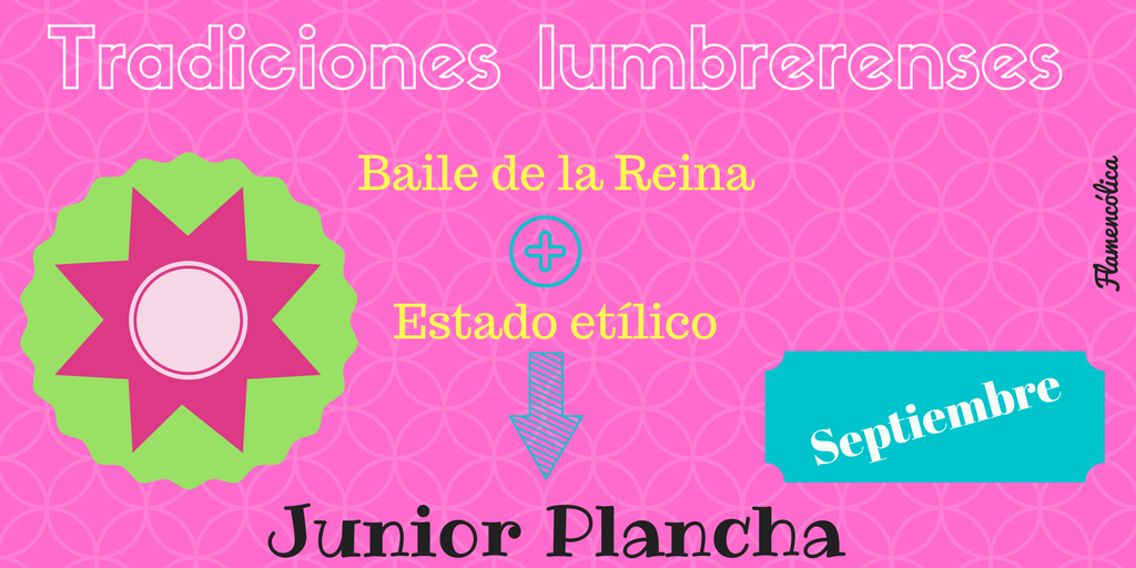 flamencolica junior plancha