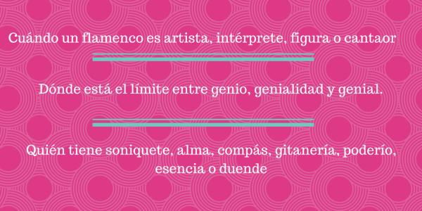 flamencolica conceptos flamencos