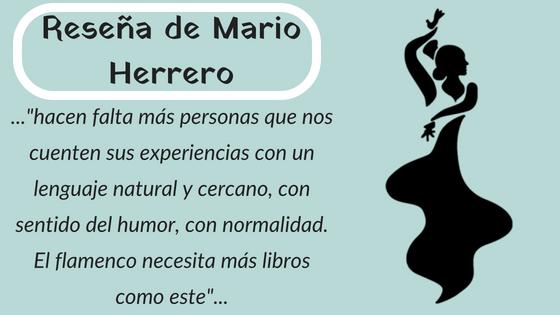 Flamencolica libro reseña mario